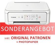 Canon PIXMA TS5151/TS5150 Drucker Scanner Duplex WLAN Bluetooth weiß