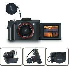 Digital SLR Camera Flip Screen 3.0 Inch TFT LCD Screen 16X Zoom HD 16MP 1080P AA