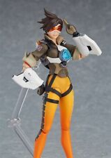 Figma#352 Overwatch Tracer 14cm Action PVC Figure Loose Toys male figures doll