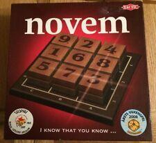 Tactic Board Games - Novem (2008) Complete