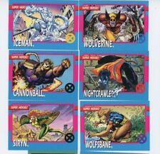 1992 Impel X-Men Series 1 base set trading card singles, Free Shipping, NM/M