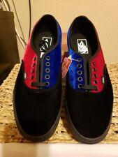 Vans Tri Color Velvet Authentic NEW WITH BOX MENS SIZE US 11