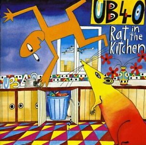 UB40 - Rat in the Kitchen CD NEW
