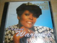 Dionne Warwick Grandes Exitos Made In Spain Lamejor Musica CD-50511 Sealed