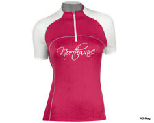 Maillot Vélo Femme - NORTHWAVE 89121046 Divine Jersey Fushia Blanc - T. L - NEUF