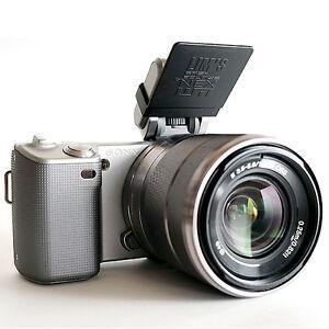 LIM'S Easy Bounce Camera Flash Diffuser LS-SNEB1 f Sony NEX 5R 5N 5 3 C3 HVL-F7S