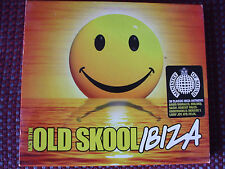 VA - Ministry Of Sound Back To The Old Skool Ibiza Great Double CD.EX.Condition.