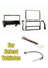 Car Stereo Radio Dash Kit Combo for 2007 2008 2009 2010 2011 2012 Nissan Sentra