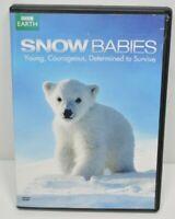 Snow Babies - BBC Earth - DVD