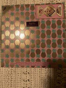 TARTE Sweet Escape Palette Collector's 32-Piece Cosmetic Set Ltd Ed. Authentic!