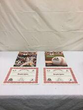 On Deck Springfield Cardinals Minor League Baseball Game Day Brochures & Certs