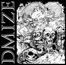 Dmize - The Demos LP KILLING TIME BREAKDOWN CROWN OF THORNZ REST IN PIECES