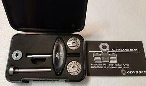 *BRAND NEW* Weight kit for Odyssey golf Cruiser 2-ball Putter