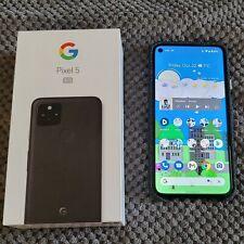 Google pixel 5 unlocked black (GTT9Q)