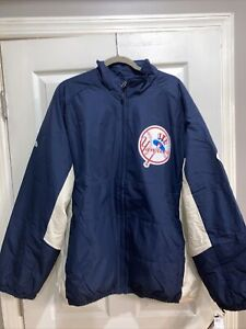 NWT Majestic Cooperstown Collection NY Yankees Jacket Size 2XL