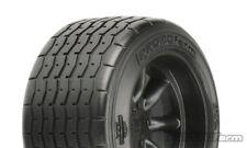 Protoform Vintage Racing Pre-Mounted Rear Tire (31mm) (Black) (2) - PRM10139-18