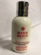 MOLTON BROWN ORANGE & BERGAMOT NOURISHING BODY LOTION 400 ML 4 x 100ml ITEM FM10