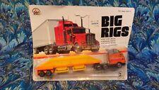 1993 Big Rigs Zee Toy Die cast Semi Truck  UNOPENED NIP 29172b