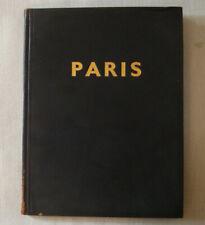 Paris Vu Par André Kertèsz - Texte De Pierre Mac-Orlan / Photographies