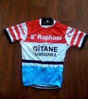 386fda7de Brand New Team St Raphael Gitane Campagnolo Cycling jersey simpson
