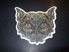 "MANIK APPAREL Art Sticker 3"" PET CAT skate skateboard from poster print"