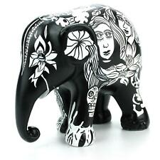 More details for elephant parade ornament collectable limited edition whibe 10cm