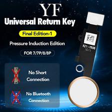 iPhone 7 Home Button Function Restore YF 4th Gen Flex No Bluetooth White