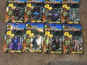 Tales From the Cryptkeeper - The entire Collection. Eight MISP Figures