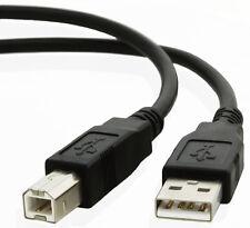 USB 2.0 A-Stecker zu USB B-Stecker, Druckerkabel Scannerkabel Hohe Qualität 1,5m