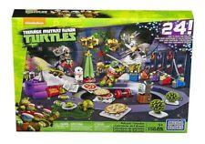 Mega Bloks TMNT Teenage Mutant Ninja Turtles xmas Advent Calendar *brand new*