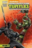 Teenage Mutant Ninja Turtles: New Animated Adventures: Volume 4 by Burnham, Eri