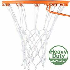 Syhood Basketball Net Hoop Net Replacement for All Weather, Fits Standard Indoor