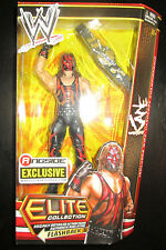 WWE ELITE RINGSIDE EXCLUSIVE RED MONSTER KANE WRESTLING FIGURE HARDCORE TITLE