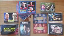 Star Trek Deep Space Nine Heroes & Villains Basic Mini-Master Set / DS9
