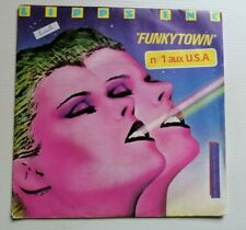 "LIPPS, INC. Funkytown / All Night Dancing 7"" 45T 1979 France CASABLANCA 6175 034"