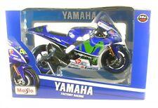 Yamaha YZR-M1 Factory Course Numéro 46 MotoGP 2016 (Valentino Rossi)