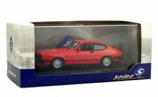 SOLIDO 421436290 - 1/43 Ford Capri 2.8i (1981) - rouge-Neuf