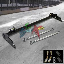 FRONT TRACTION CONTROL STRUT BAR/ARM 89-91 HONDA CIVIC/CRX BOLT ON DRAG RACING