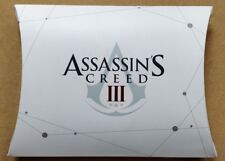 ASSASSINS CREED III (3) Promo Hood Cape Poncho PS3 Xbox 360 Rare Limited
