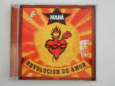 MANA : REVOLUCION DE AMOR - [ CD ALBUM ] --> PORT GRATUIT