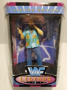 1997 Jakks WWF Wrestling Legends Series 1 Captain Lou Albano Figure NIB NEW WWE