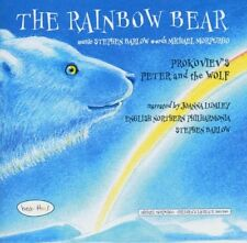Joanna Lumley - The Rainbow Bear; Peter and the Wolf [CD]