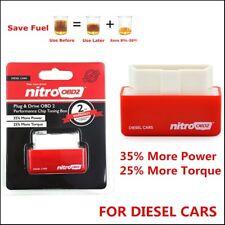 Obd2 Performance Chip Save Fuel/Diesel FORD F250-F350 POWER STROKE 6.0 6.4 7.3