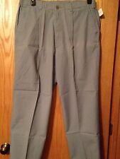 Dockers 38x30 Men's NWT 100% Cotton Greyish Blue