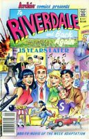 To Riverdale and Back Again #1 1990 FN/VF