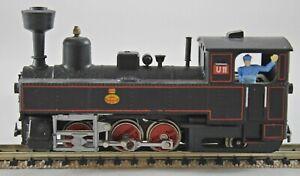 Liliput H0e Dampflokmotive U 11 aus Sammlung ohne OVP (2)