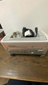 HP LaserJet P1005 Laser Printer Mono chrome Condition is used