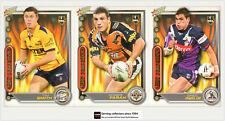 2006 NRL Accolades Trading Cards Hot Property HP Full Set (15)