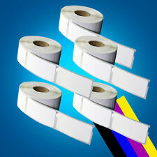5 X 11355 Compatible Printer Address Shipping Labels Roll for Dymo Seiko