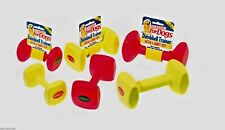 CLASSIC FOR DOGS NYLON  FLOATING DUMBBELL TRAINING FETCH & CARRY TOY